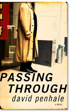 Passing Through, a novel by David Penhale